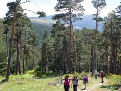 Ruta senderismo Peñalara - Parque Natural de Peñalara; escapadas fin de semana